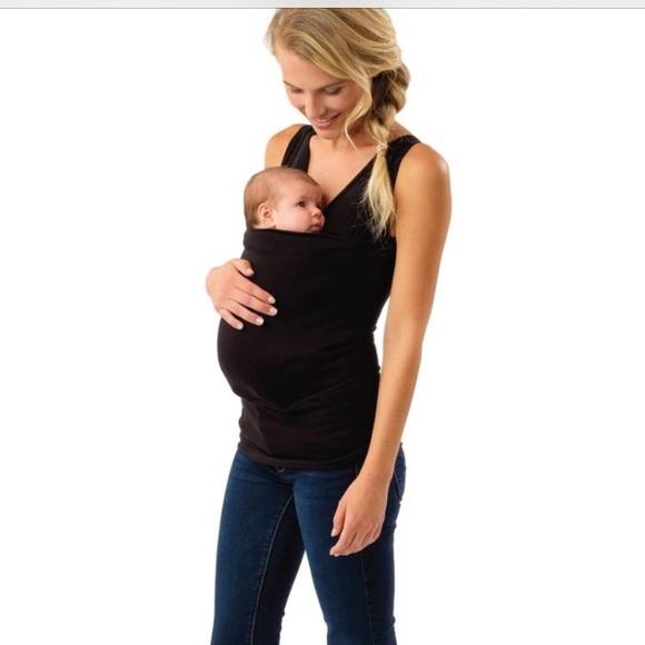 9b3c3cf6 lalabu Tops | Simple Baby Wearing Soothe Shirt | Poshmark